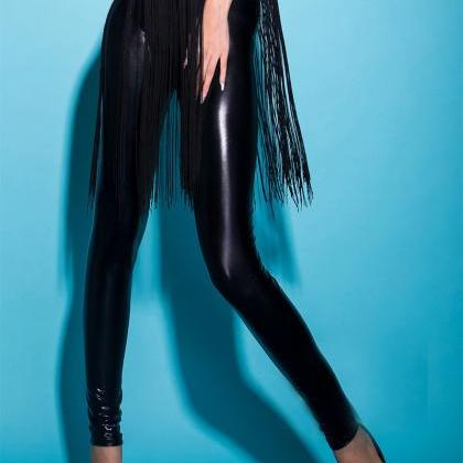 FASHION ARENA TALL WAIST LEGGINGS