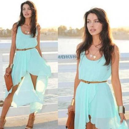 IRREGULAR SEXY DRESS GG731BH